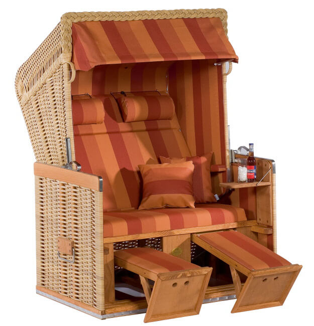 strandkorb konsul naturoptik dessin 133. Black Bedroom Furniture Sets. Home Design Ideas