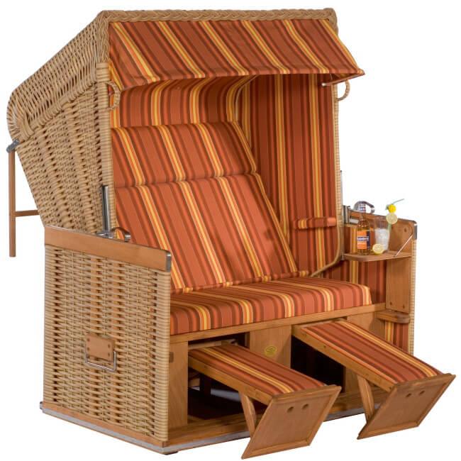 strandkorb nordsee naturoptik dessin 138. Black Bedroom Furniture Sets. Home Design Ideas