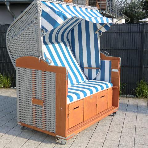 strandkorb eggers. Black Bedroom Furniture Sets. Home Design Ideas