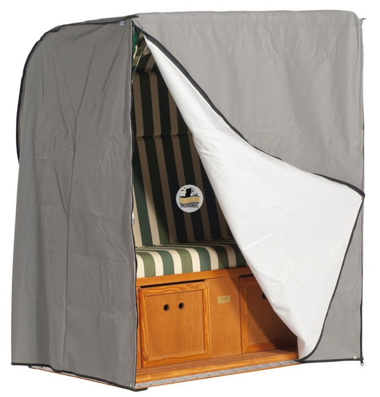 strandkorb schutzh lle 2 1 2 sitzer rugbyclubeemland. Black Bedroom Furniture Sets. Home Design Ideas